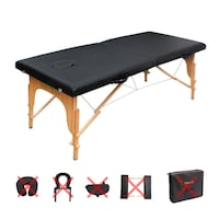 NIB GreenLife® Easy Sports™ Portable 2 Fold MassageTable Only. Willing to swap Newmarket