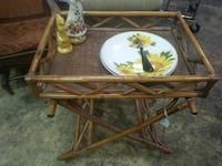 Bamboo Folding Tray Port St. Lucie, 34952