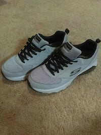 pair of gray-and-black Skecher shoes Myrtle Beach, 29575