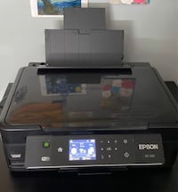 Epson Expression Home XP-420 Small-in-One Printer/Copier/Scanner