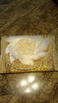 Straw Purse/Clutch North Fort Myers