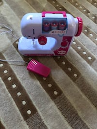 white and purple electric sewing machine Edmonton, T5T 5X3