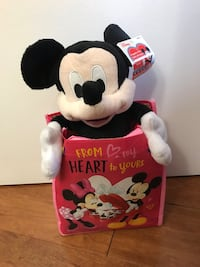Brand new Mickey mouse stuffed (pick up only) Alexandria, 22310