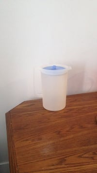 white and blue plastic container Casselman, K0A 1M0