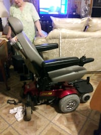 Electric wheelchair never used just needs batteries Camden