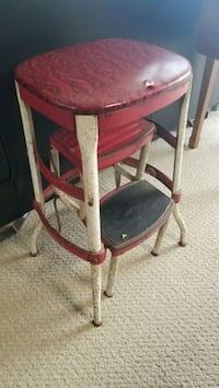 Antique step ladder stool 480 km