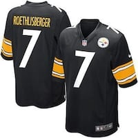 black and yellow Nike NFL jersey Bellflower, 90706