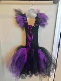 Custom made Descendants Themed Dress/Tutu Size 6 With matching necklace & hair accessory Chandler, 85248