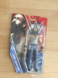 Luke Harper action figure pack London, N6H 1K6
