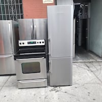 SET FRIDGE & STOVE New York, 10468