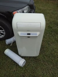 white and gray portable air conditioner Seekonk, 02771