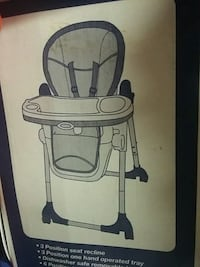 toddler's highchair  Springfield