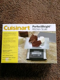 Cuisinart kitchen scale Surrey, V3X 1E9