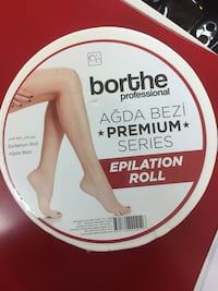 Borthe epliation roll box