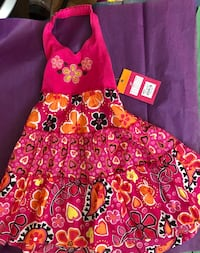 New with tags, size 2T