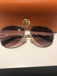Tori Burch aviators gold  Boston, 02127