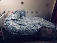 2 Twin bed frames for sale!!!!!!!!! North Bethesda, 20852
