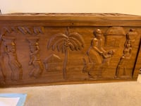 Solid wood chest Occoquan, 22192
