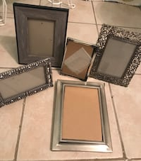 Picture frames mix $5 for all  Holbrook, 11741