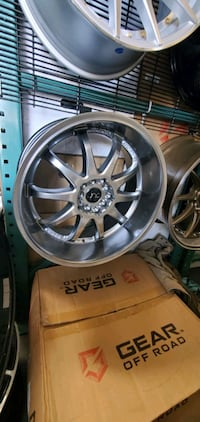 4 new JNC 019 WHEELS.  [TL_HIDDEN] 0. +20. FINANCING AVAILABLE.  Citrus Heights, 95621