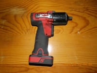 black and red cordless hand drill SeaTac, 98168