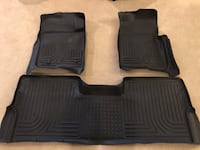 Husky Weather Beater Fitted Front and Rear Floor Mat  F-150 Conshohocken, 19428