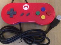 red and blue Nintendo 64 game console York, 17402