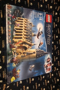 Harry Potter LEGO set New Orleans