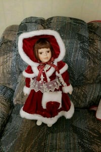 Old fashioned porcelain doll Hagerstown, 21740