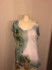 V-Neck T by Anama Indianapolis, 46204