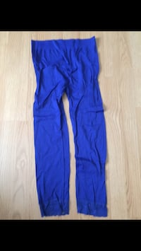 Blue tight with lace bottoms size small Vernon, V1T