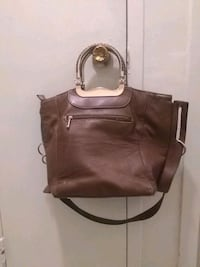 Brown/beige purse Hamilton, L8P 3N4