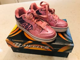 Heelys Rolling Shoes - size 2