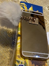 Iphone new and once used cases all $10 Mississauga, L5V 1R4