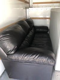 Lether sofa new used great condition  North Charleston, 29418