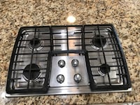 Gas cooktop 30 inch