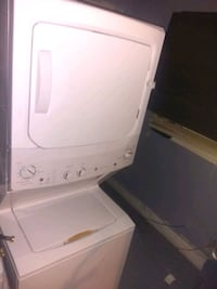 GE PROFILE STACKABLE WASHER AND DRYER Lexington