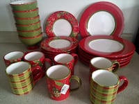 Just in time for Xmas - Royal Doulton Festive Home - set of 6 plus plus