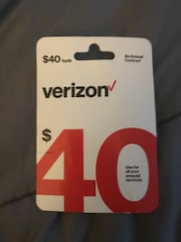 Verizon wireless refill Silver Spring, 20904