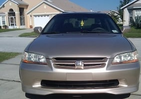 Current Registration2000 HONDA ACCORD 4cyl engine