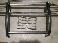 BUMPER BRUSH GRILL GUARD  Brampton
