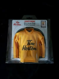 Tim hortons Crosby 87 jersey  bank