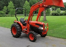 Kubota Tractor Loader For What We Intended;