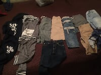 a lot of children's clothes for a boy from 2-4 years Glendale, 91203