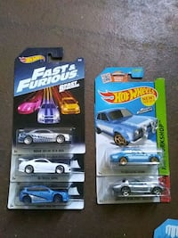 Hot Wheels The Fast and The Furious memorabilia Fayetteville, 17222