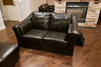 Set of Leather Sofas  Calgary, T3H 5Y8