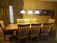 Dining Room Set- Great Condition Spring, 77386