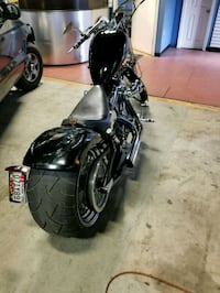 2004 Custom Chopper fill it up and ride. No issues Silver Spring, 20902
