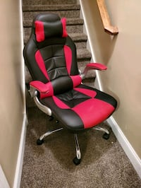 Red and Black Gaming Chair  Layton, 84041