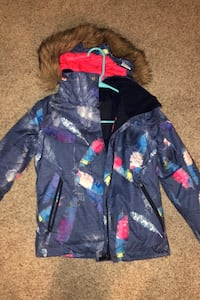 Roxy Snow Jacket with removable hood